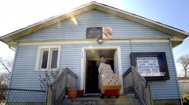 Midtown Church of Christ Food Pantry