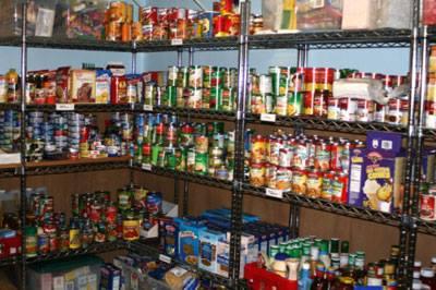 South Benton Food Pantry