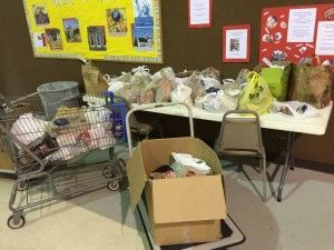 First Christian Church Conroe - Food Pantry