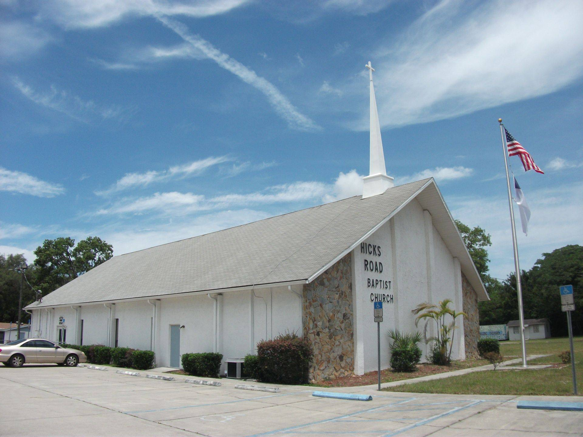 Hicks Road Baptist Church/ Project Life