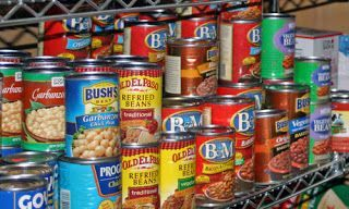 Locust Hill UMC Food Pantry