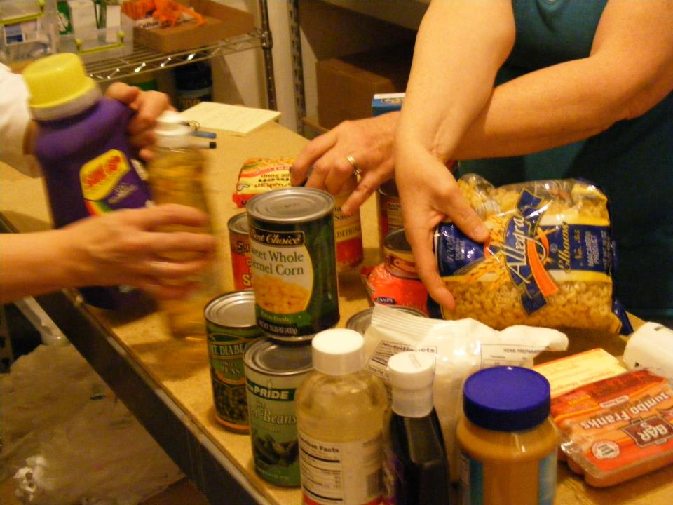 Nevada County Food Pantry