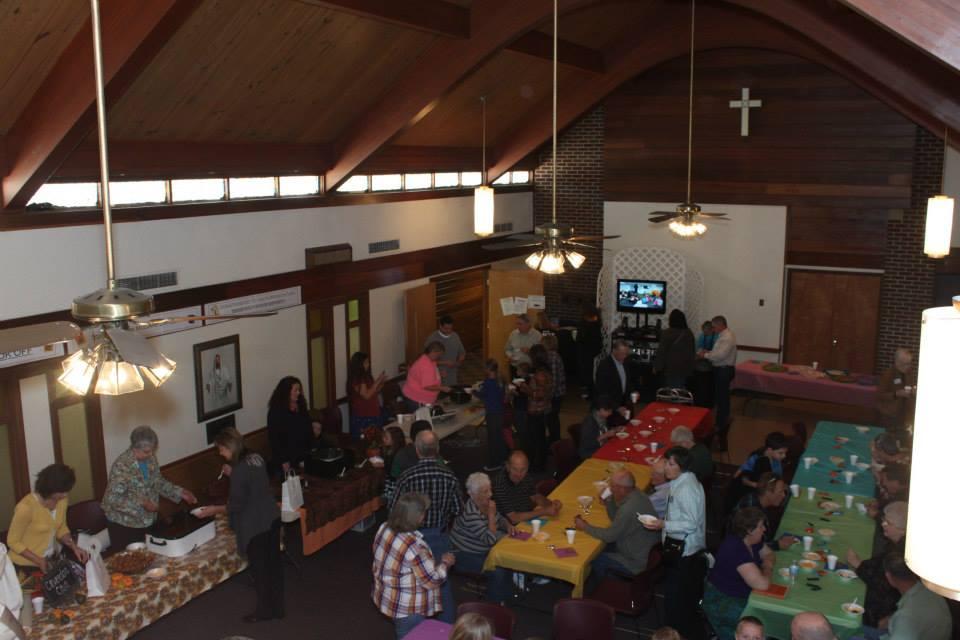 Mulvane UMC - Fully Rely on God - FROG Diner