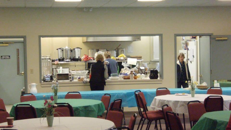 Food Pantry at Bedford Presbyterian Church
