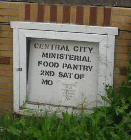 Shade/Central City Food Pantry