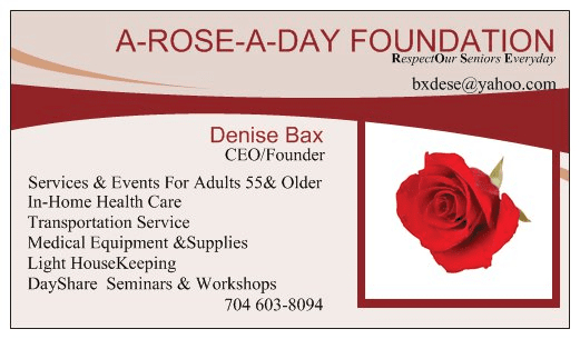A Rose a Day Emergency Food & Clothing Pantry