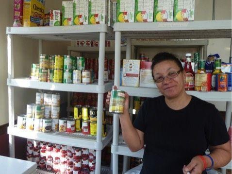 Central Falls Food Pantry at Progreso Latino