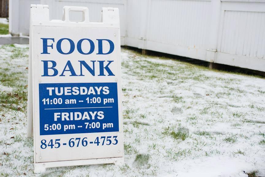 Andes and Bovina Community Food Bank