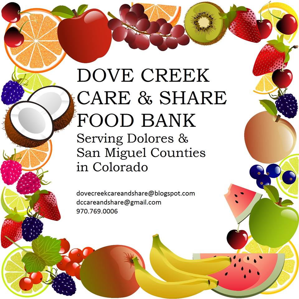 Dove Creek Care and Share Food Pantry