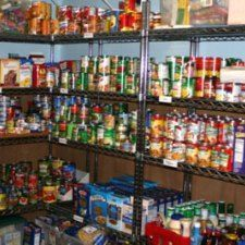 Salem UMC - Loaves and Fishes Food Pantry
