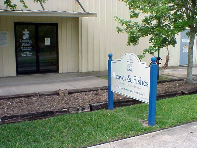 Loaves & Fishes Food Pantry - Apopka, FL