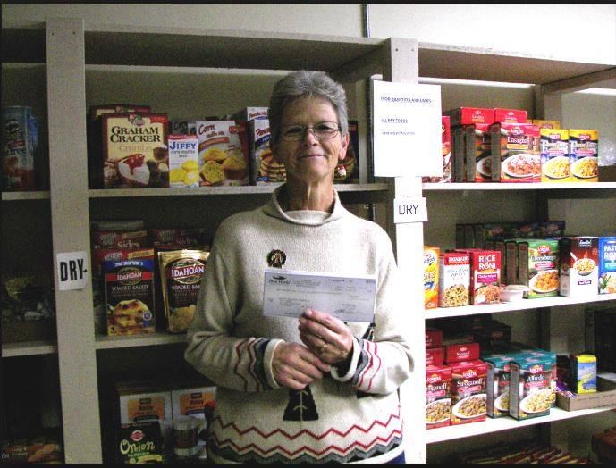 North Palouse Community Food Bank