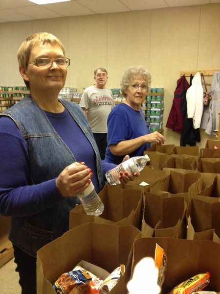 Floral Heights Community Food Pantry