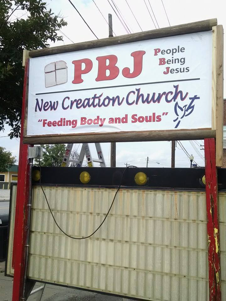 PBJ (People being Jesus)
