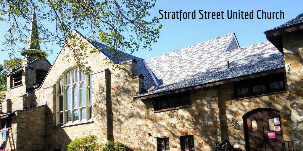 Rose's Bounty - Stratford Street United Church