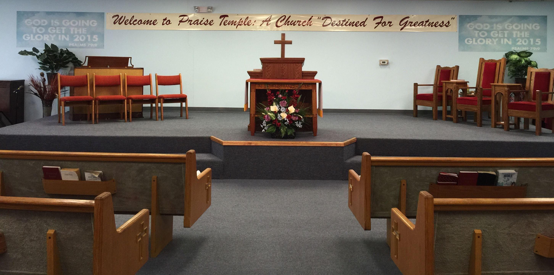 Praise Temple Apostolic Faith Church of Virginia