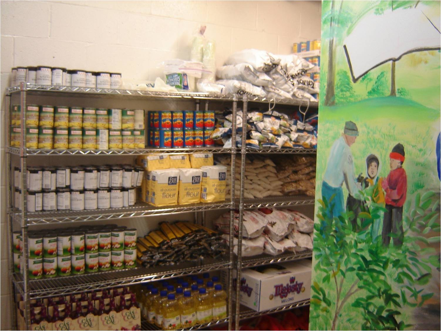 Calvary SDA Food Pantry