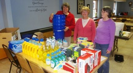 Delavan United Methodist Church Food Pantry