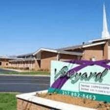 Vineyard Community Church Food Bank