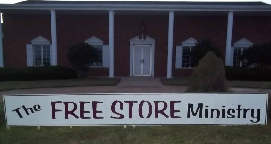 The Free Store Ministry