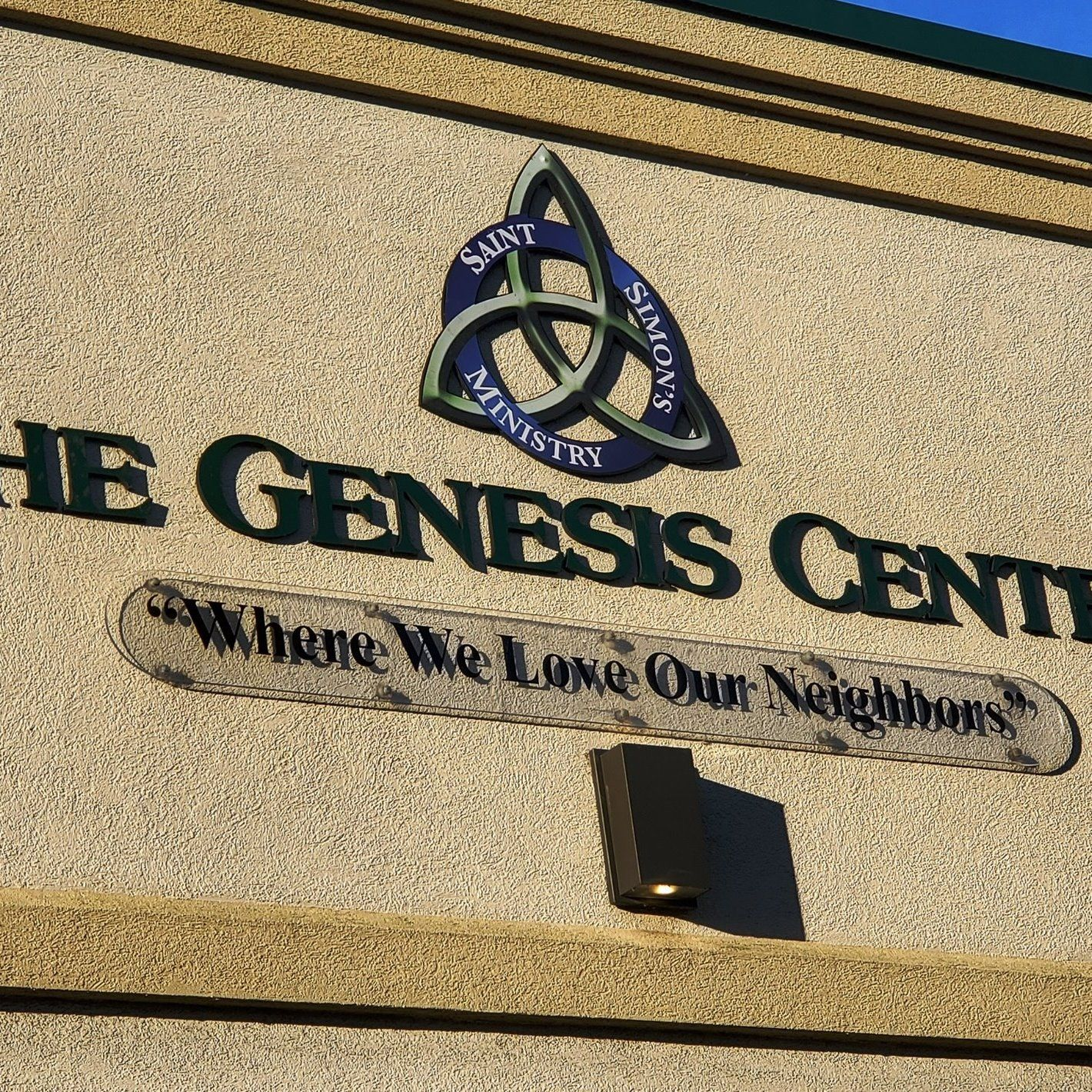 St. Simon's Mission at The Genesis Center