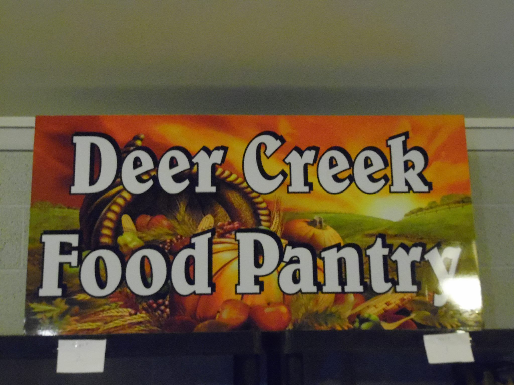 Deer Creek Food Pantry