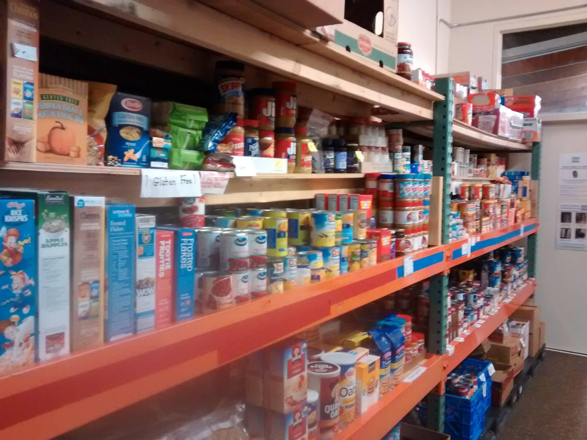 Mill Creek Community Food Bank - Hope Creek
