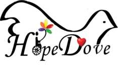 Hope Dove Open Pantry