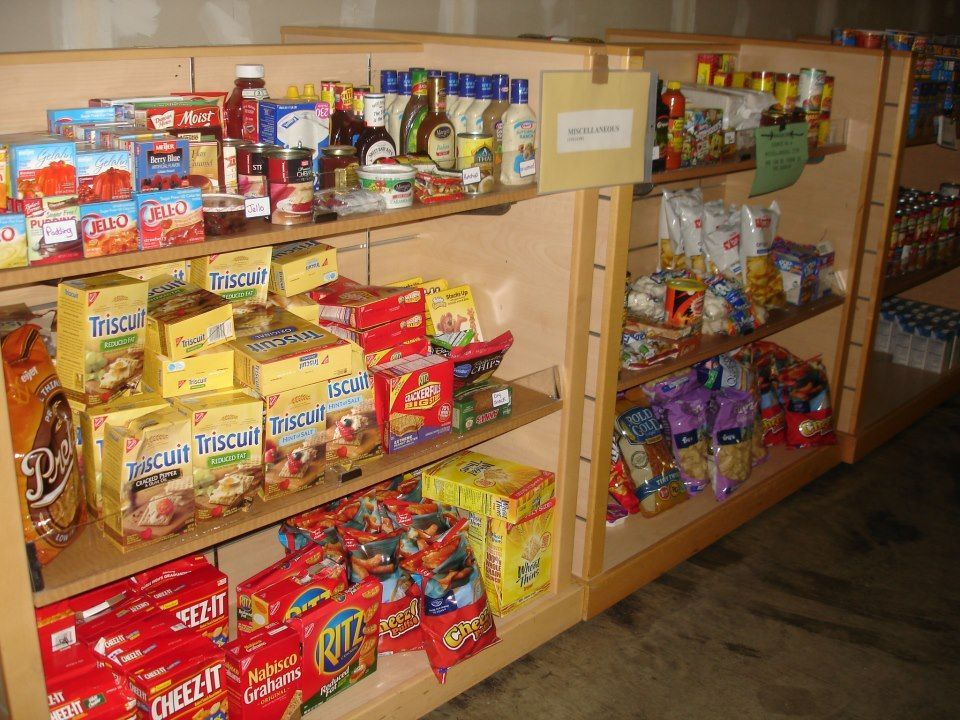 Information About Food Pantries
