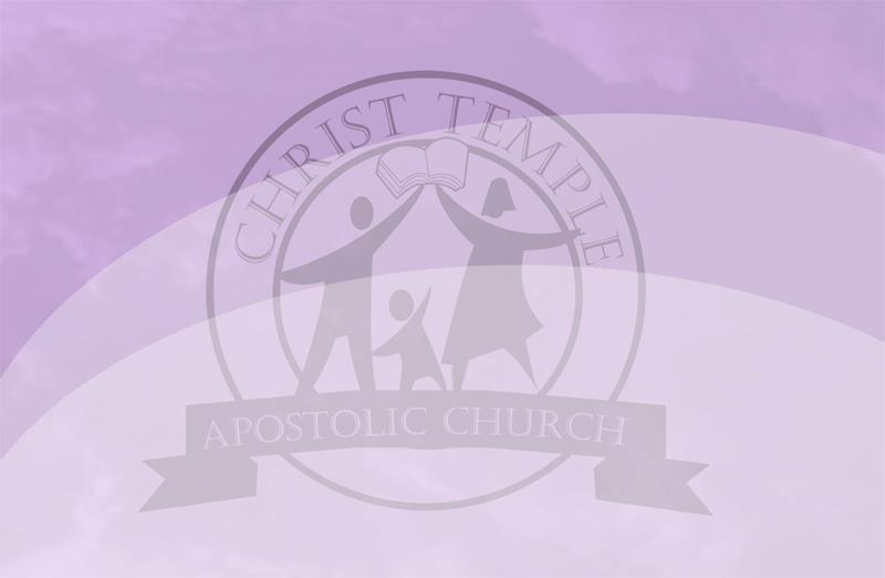 Greater Christ Temple Apostolic Church - Food Pantry