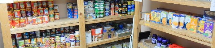 Baskervill Food Pantry