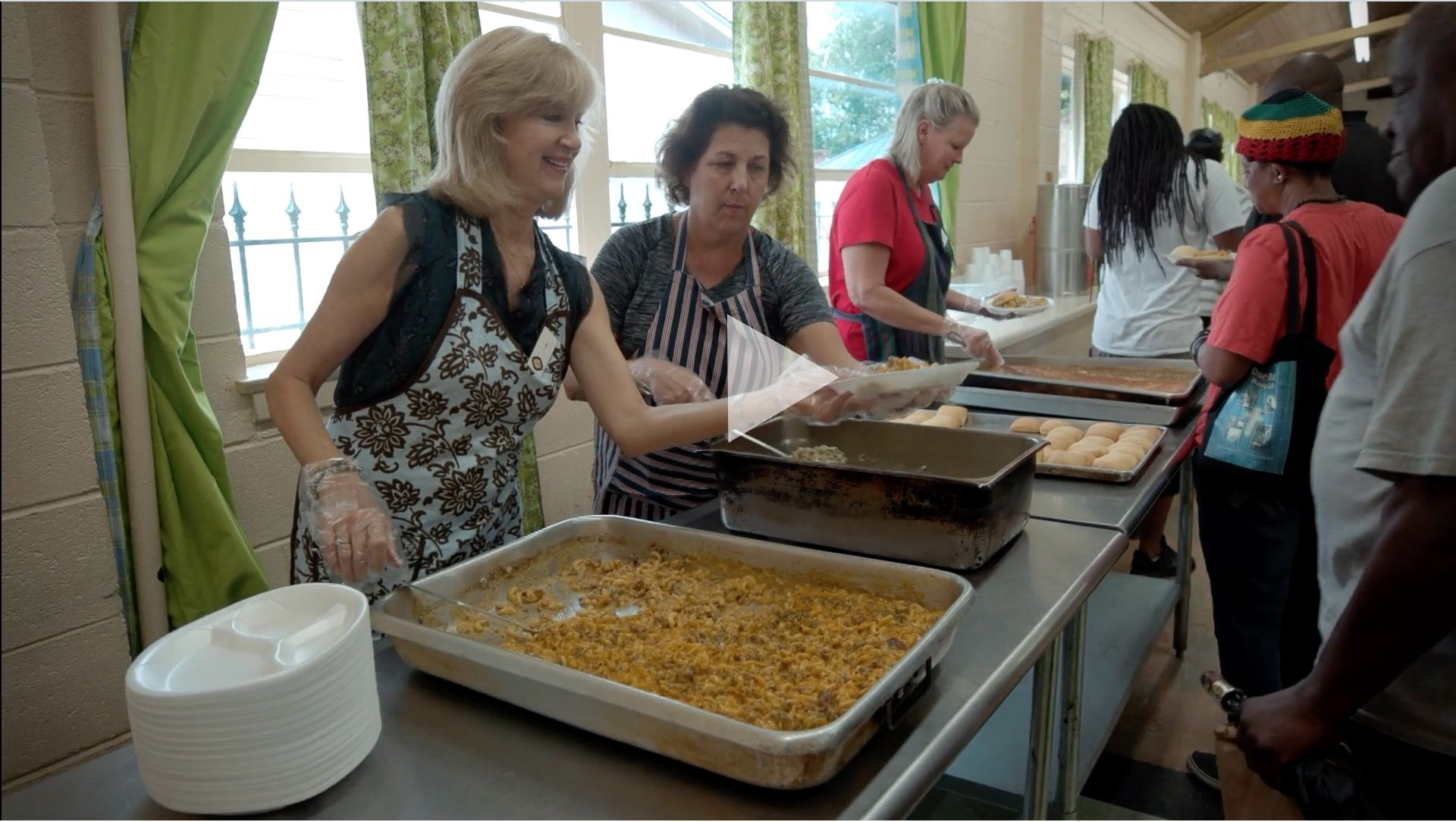 Community Kitchens of Birmingham Southside - Meals