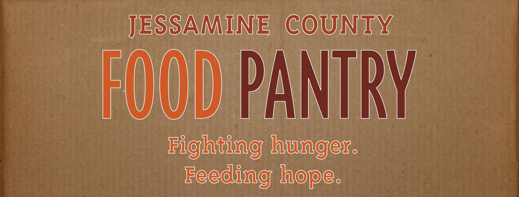 Jesssamine County Food Pantry