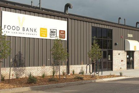 Larimer County Food Bank Hours