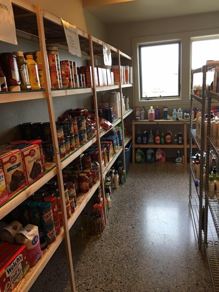 The Food and Personal Care Pantry