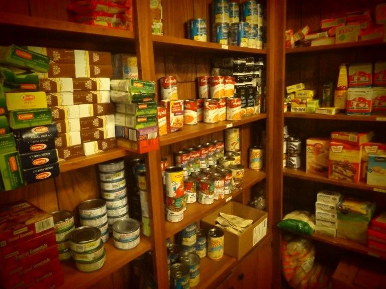 The Crossroads Pantry