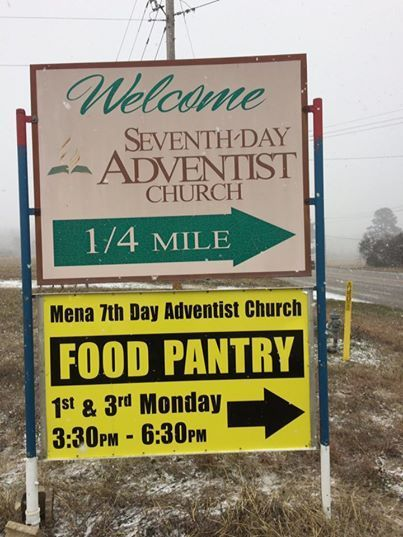 Mena Seventh-day Adventist Food Pantry