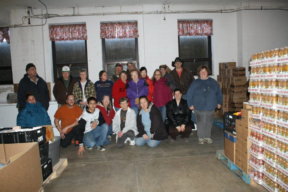 Milan Interfaith Food Pantry