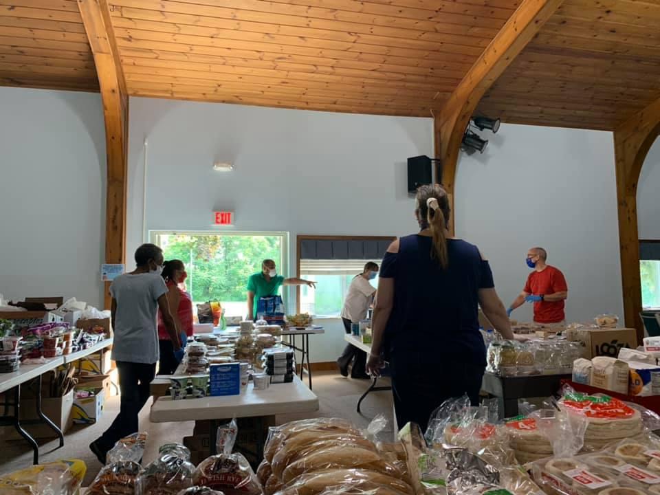 Harmony Baptist Church Food Pantry
