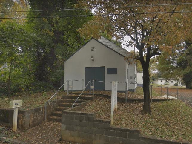Calvary Grove Baptist Church Food Pantry