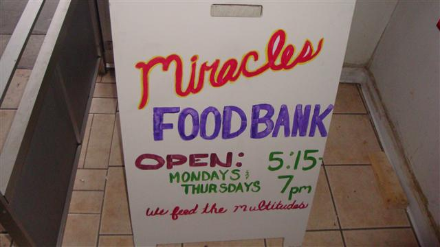 Miracles FoodBank and Outreach