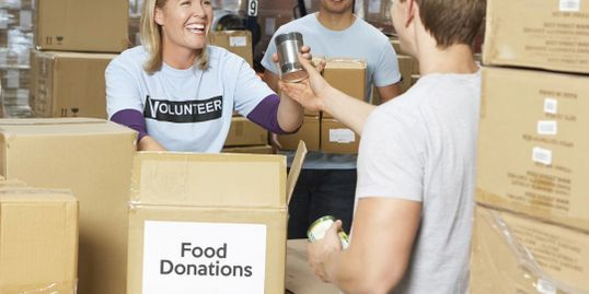 Elevate Food Pantry