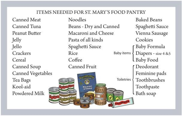 New Hampshire Thanksgiving Food Pantries