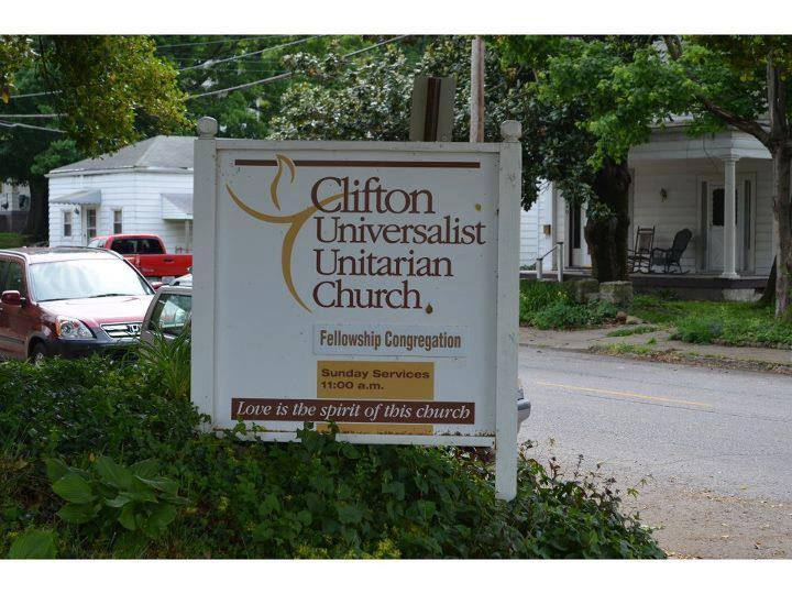 Clifton Universalist Unitarian Church - Little Free Pantry