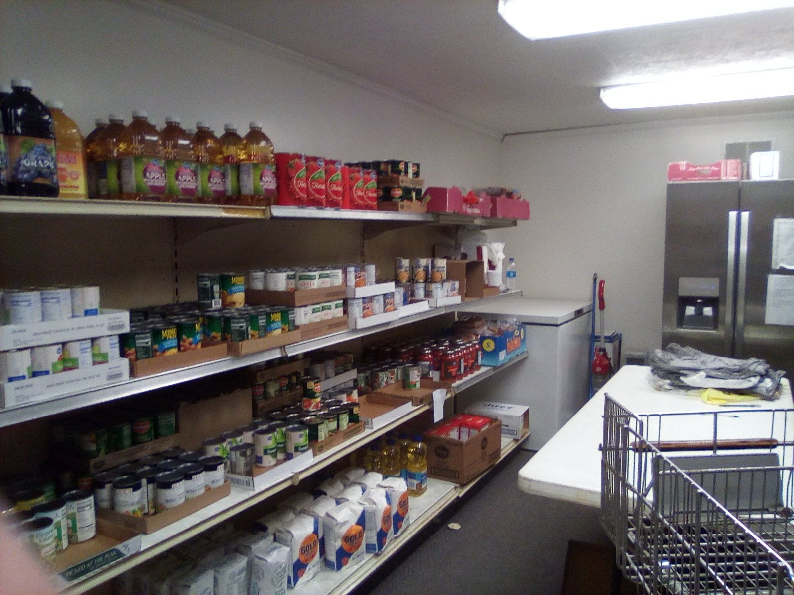 East Gibson Food Pantry
