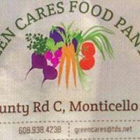 Green Cares Food Pantry