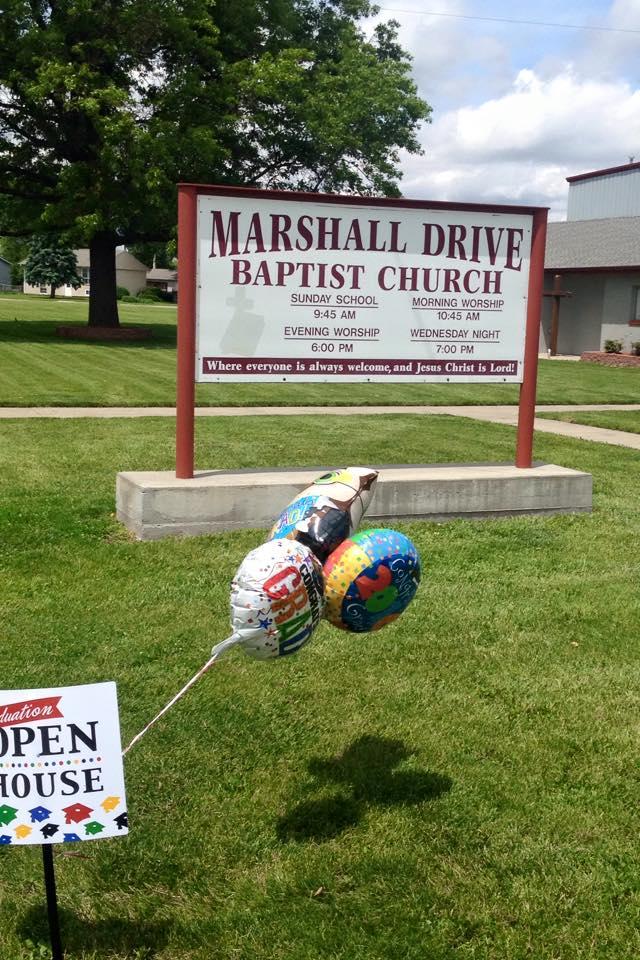 Marshall Drive Pantry
