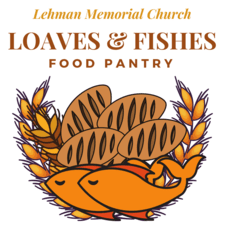 Lehman United Methodist Church Loaves & Fishes Food Pantry