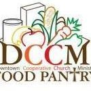 DCCM   (Downtown Churches Cooperative  Ministries) Food Pantry