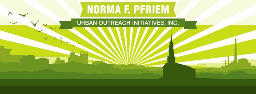 Norma Pfreim Urban Outreach Initiatives, Inc. Food Pantry